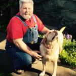 PTSD Service Dog for Veteran Jack